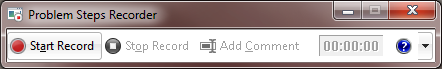 computer reconding