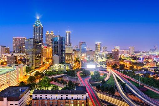 Atlanta GA Cyber Attack